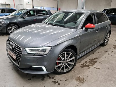 Audi A3 sportback A3 SB TFSI 204PK ETRON+ STRONIC DESIGN Pack ETron Plus With LED HeadLights & Lounge & Technology HYBRID