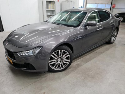 Maserati GHIBLI GHIBLI 30D 275PK AUTO Pack Business+ & Executive Plus With Electric Mem Seats & Convenience
