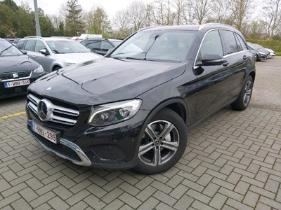 Mercedes-Benz GLC GLC 220 D 163PK 4M DCT LAUNCH EDITION With Command On Line & Distronic Plus & Pano Roof