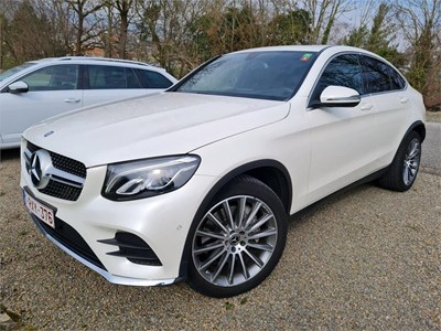 Mercedes-Benz Glc coupe GLC COUPE 250 D 204PK DCT 4MATIC AMG Line Pack Professional & Design & Burmester Sound