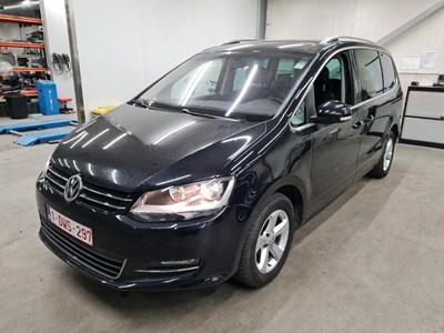 Volkswagen SHARAN SHARAN TDI 140PK HIGHLINE With Vienna Leather & PDC Front & Rear