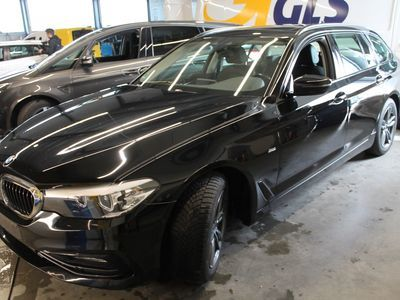 BMW Baureihe 5 Touring  520 d Sport Line 2.0  140KW  AT8  E6