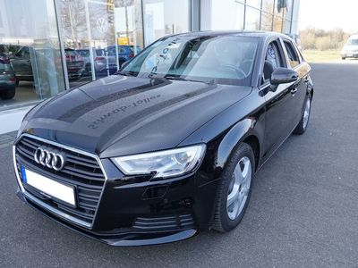 Audi A3 Sportback basis 1.6 TDI 85KW AT7 E6