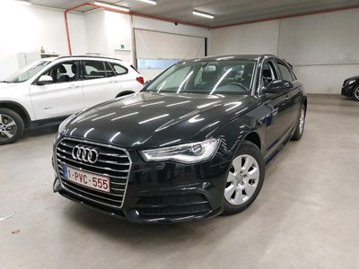 Audi A6 A6 BERLINE TDI 136PK Ultra STronic Pack Prestige With Advanced Key & APS Front & Rear