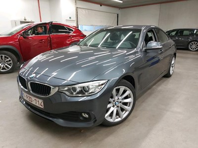 BMW 4 gran coupe 4 GRAN COUPE 418D 150PK Pack Exclusive With Suround View LCW & Rear Camera