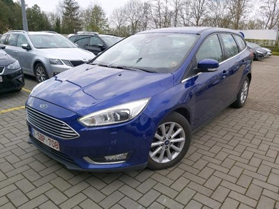 Ford Focus clipper FOCUS CLIPPER TDCI 150PK TITANIUM With Drive Assistance Pack & Winter & Light & Adaptive Cruise & Rear Cam