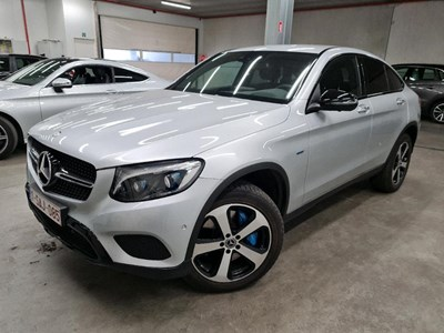 Mercedes-Benz Glc coup GLC COUPE 350 E 320PK DCT 4MATIC AMG Line Pack Professional With LED Intelli Light & Mem Seats & Media & Safety & 360 Cam HYBRI