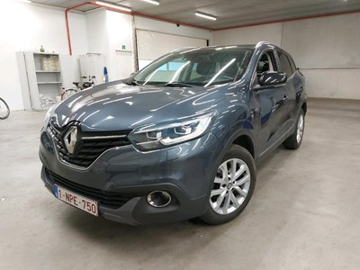 Renault KADJAR KADJAR DCI 110PK EDC Bose Edition with Pack Leather & Safety & Winter & Parking & Pano Roof