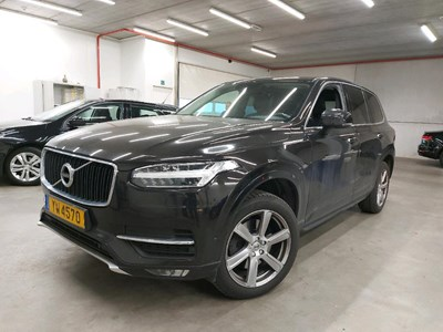 Volvo XC90 XC90 D5 225PK 4WD GEARTRONIC MOMENTUM Pack Business Motion Pack Versatility & IntelliSafe Pro & Winter & Light Pack & 7 Seat Con