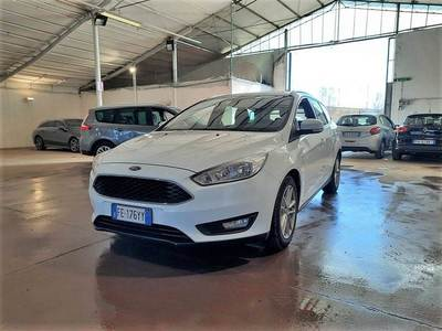 FORD FOCUS 2014 WAGON 1.5 TDCI 120CV SeS BUSINESS SW (AUTOCARRO)