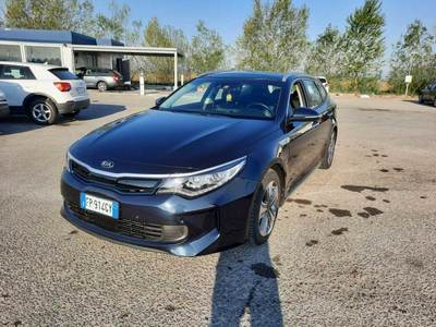Kia Optima 2016 / / 5P / Station wagon 20 GDi PHEV Plugin Hybrid auto SW