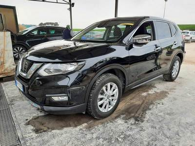 NISSAN X-TRAIL / 2017 / 5P / CROSSOVER 2.0 DCI 177 2WD BUSINESS XTRONIC