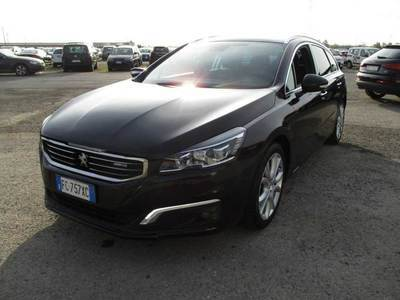 Peugeot 508 2014 wagon BLUEHDI 120 ALLURE EAT6 S/S