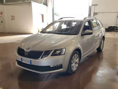 Skoda Octavia 2016 / / 5P / STATION WAGON 20 TDI CR DSG EXECUTIVE