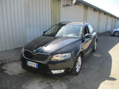Skoda Octavia 2013 5 PORTE BERLINA 16 TDI CR AMBITION