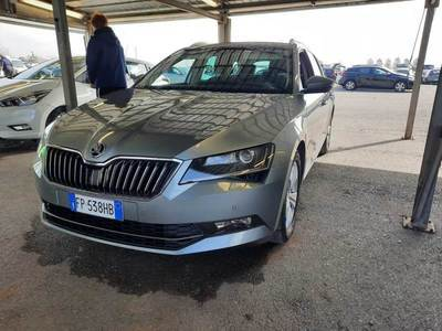 Skoda Superb wagon 2015 / 5P / STATION 20 TDI EXECUTIVE DSG 110KW