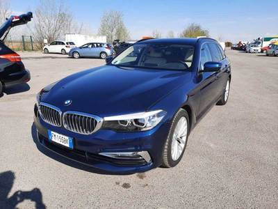 BMW SERIE 5 / 2016 / 5P / STATION WAGON 540D XDRIVE LUXURY AUTO TOURING