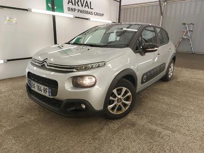 Citroen C3 5P berline BlueHDi 100 S&S BVM Feel Business