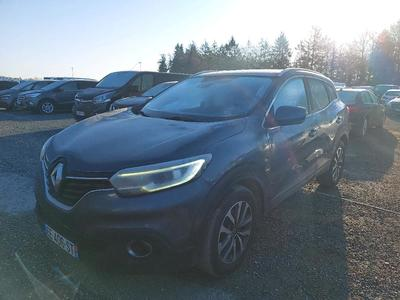 Renault Kadjar crossover business energy dCi 110 EDC