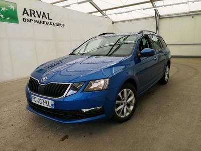 Skoda Octavia combi break 1.6 TDI 116 DSG7 Business