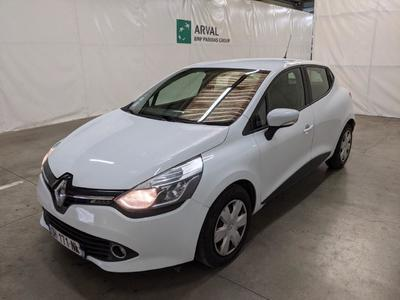 Renault Clio IV societe air MediaNav dCi 75 eco2