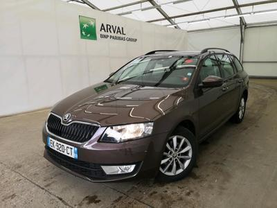 Skoda Octavia combi 1.6 TDI 90 Green Tec Business Plus