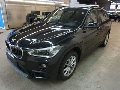 BMW Baureihe X1 sdrive 18 d Advantage 20 110KW AT8 E6
