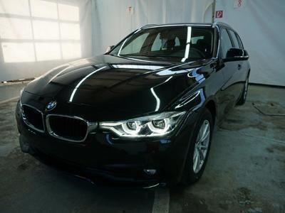 BMW Baureihe 3 Touring 318d Advantage 2.0 110KW MT6 E6 - Navi, LED