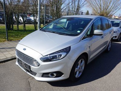 Ford S-max titanium awd 2.0 TDCI 132KW AT6 E6