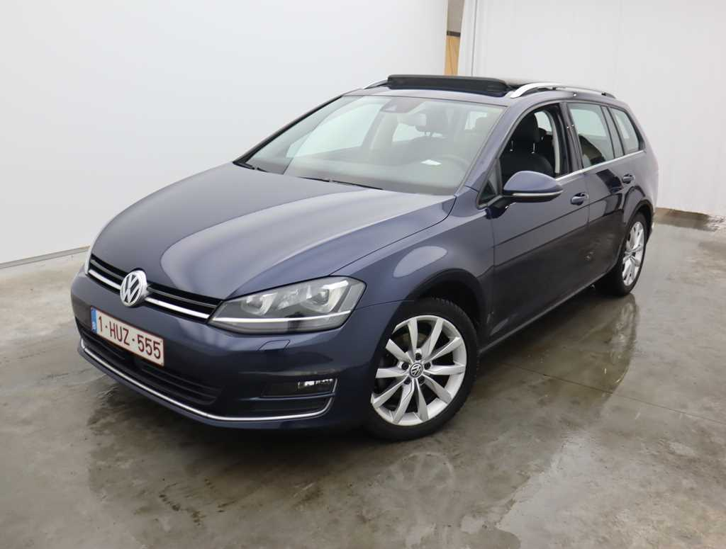 Volkswagen Golf variant 1.6 CR TDi 77kW BMT Highline 5d