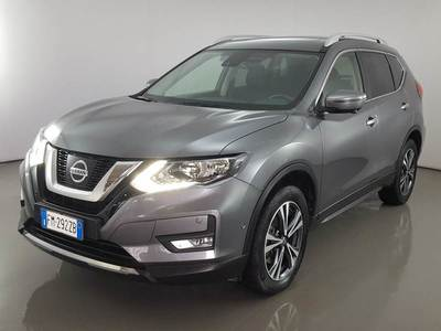 NISSAN X-TRAIL / 2017 / 5P / CROSSOVER 1.6 DCI 130 2WD N-CONNECTA