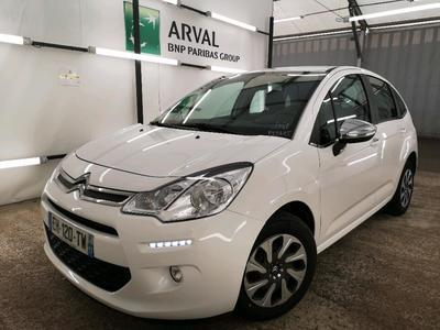 Citroen C3 confort business BlueHDi 75 S&S BVM 79g