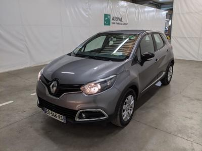 Renault Captur crossover business energy dCi 110