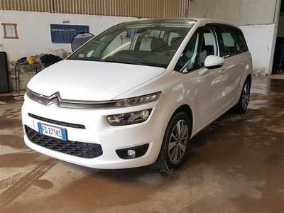 Citroen grand C4 picasso 2013 BLUEHDI 150 SeS EAT6 BUSINESS