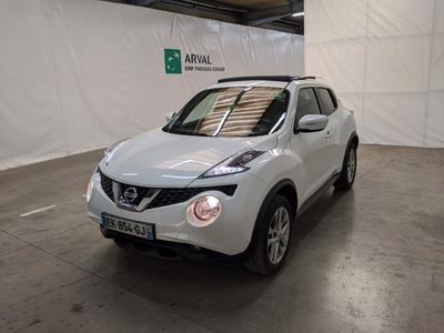 Nissan Juke N-CONNECTA dCi 110 / TO