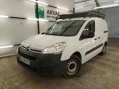 Citroen Berlingo 20 L1 club HDi 90 / PLD / PLG / 3 Places / Galerie