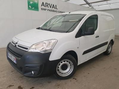 Citroen Berlingo VU 3P Fourgonnette BlueHDi 100 BVM Club M /PLD