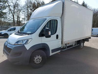 Citroen Jumper chassis cabine SC VU 2p Chassis 435 L3 HDI 150 Confort / CAISSE HAYON