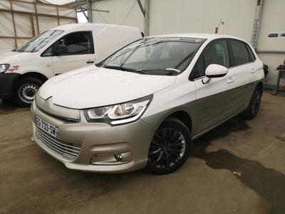 Citroen C4 societe millenium business BlueHDi 100 / JC DECAUX Biton