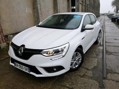 Renault Megane IV societe air dCi 90 Energy