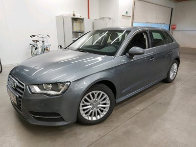 Audi A3 sportback A3 SB TDI 110PK Ultra Attraction Pack Lounge & Intuition+