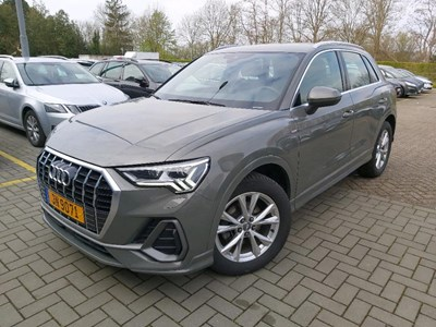 Audi Q3 Q3 35 TDI 150PK STronic SLine Business Edition With Matrix LED HeadLights & Surround View Cam & Assistance Pack