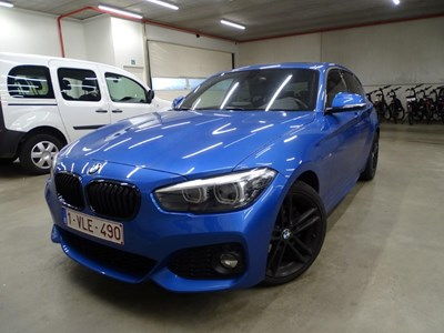 BMW 1 hatch 1 HATCH 120D 190PK MSport Shadow Pack Business & Travel & Heated Seats & Steering Wheel