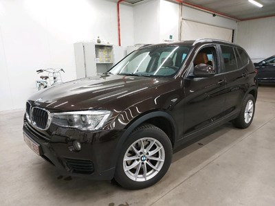 BMW X3 X3 XDRIVE20D 190PK Pack Exclusive With Sound System