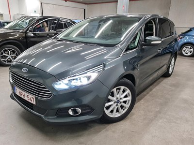 Ford S-MAX SMAX TDCI 150PK BUSINESS Pack Signature & Leather & Rear Cam