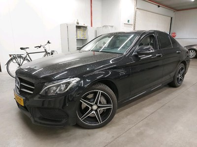 Mercedes-Benz C berline C BERLINE 250 D 204PK DCT 4MATIC AMG LINE Pack Selection & Comfort & Night & LED Intelli & Pano Roof