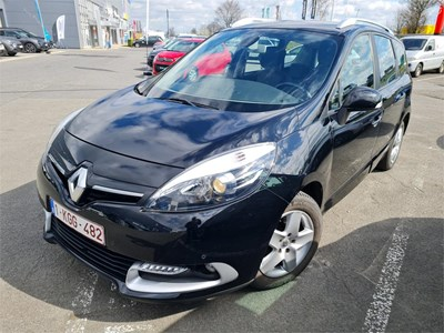 Renault Grand scenic GRAND SCENIC ENERGY DCI 110PK Business & 7 Seat Config