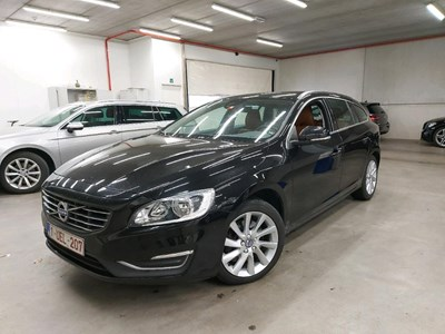 Volvo V60 V60 T5 245PK BiFUEL Geartronic Summum Pack Professional & Family CNG