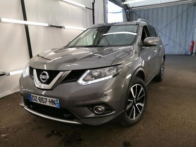 Nissan X-trail 5P crossover dCi 130 CONNECT EDITION 7PL