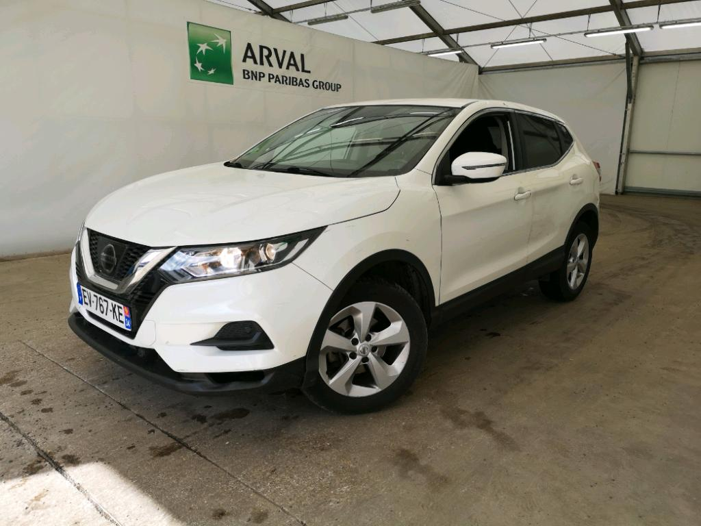 Nissan Qashqai 5P crossover 1.5 DCI 110 Business Edition